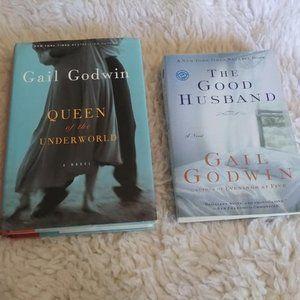 GAIL GODWIN THE GOOD HUSBAND QUEEN OF THE WORLD